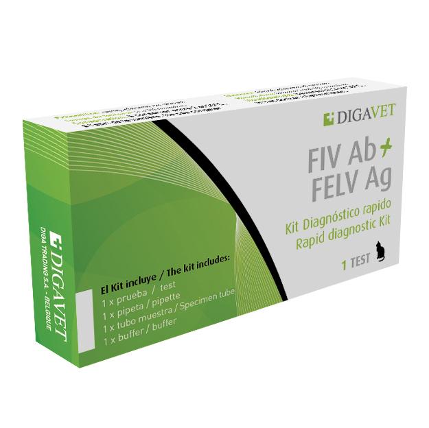 FIV Ab - FELV Ag
